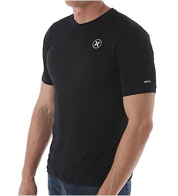 Hurley Nike Dri-Fit Icon Short Sleeve Surf Shirt