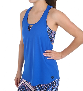 Hurley Beach Active Dri-Fit Novelty Tank