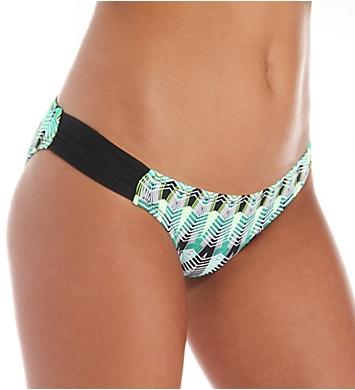 Hurley Phoenix Tab Side Bikini Swim Bottom