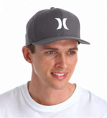 Hurley One & Only Black Suits Flexfit Hat