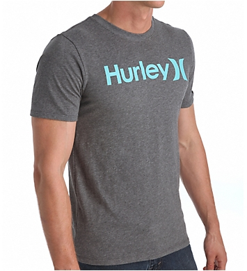 Hurley One & Only Nike Dri-Fit Short Sleeve T-Shirt