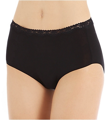 Jockey No Panty Line Promise Tactel Lace Hip Brief Panty