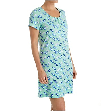 Jockey Elephant Blossoms Sleepshirt