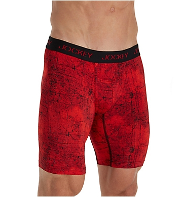 Jockey Sport Microfiber Performance Midway Brief - 2 Pack