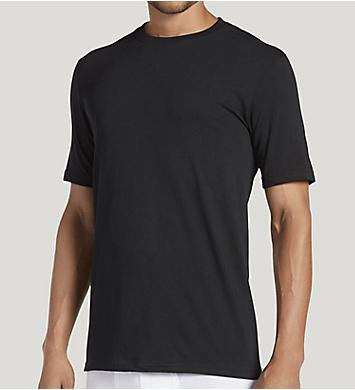 Jockey StayNew 100% Cotton Crew T-Shirts - 3 Pack