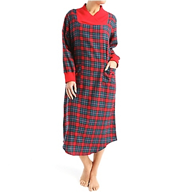 KayAnna Flannel Long Gown