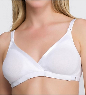 La Leche League Wrap N Snap Nursing Bra