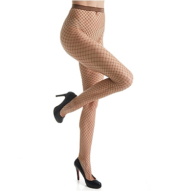 La Perla Calze Jazz Fishnet Pantyhose