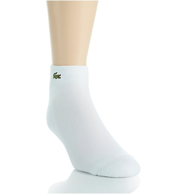Lacoste Men's Sport Quarter Sock