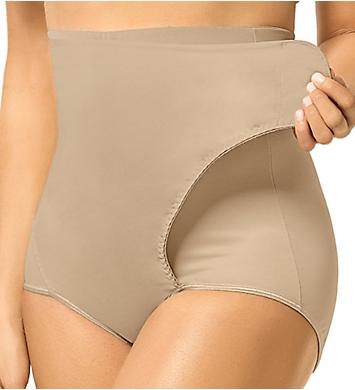 Leonisa High Waist Postpartum Panty with Adjustable Wrap