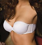 Gel Touch Strapless Bra