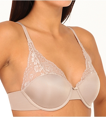 Lily Of France Extreme Lacy Looks Lightly Lined Underwire Bra