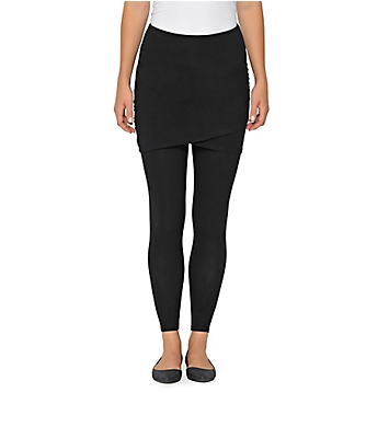 Lysse Leggings Ruched Skirted Crop Legging