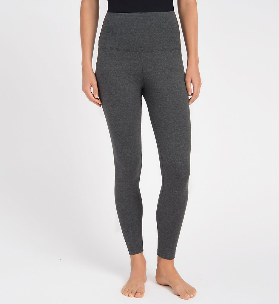 Lysse 1202 Shaping Skinny Leggings (Charcoal Heather)