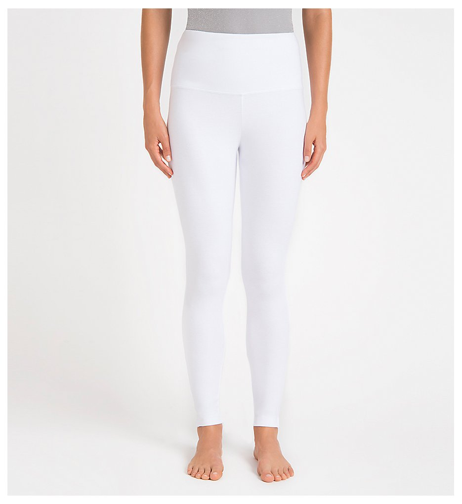 Lysse 1202 Shaping Skinny Leggings (White)