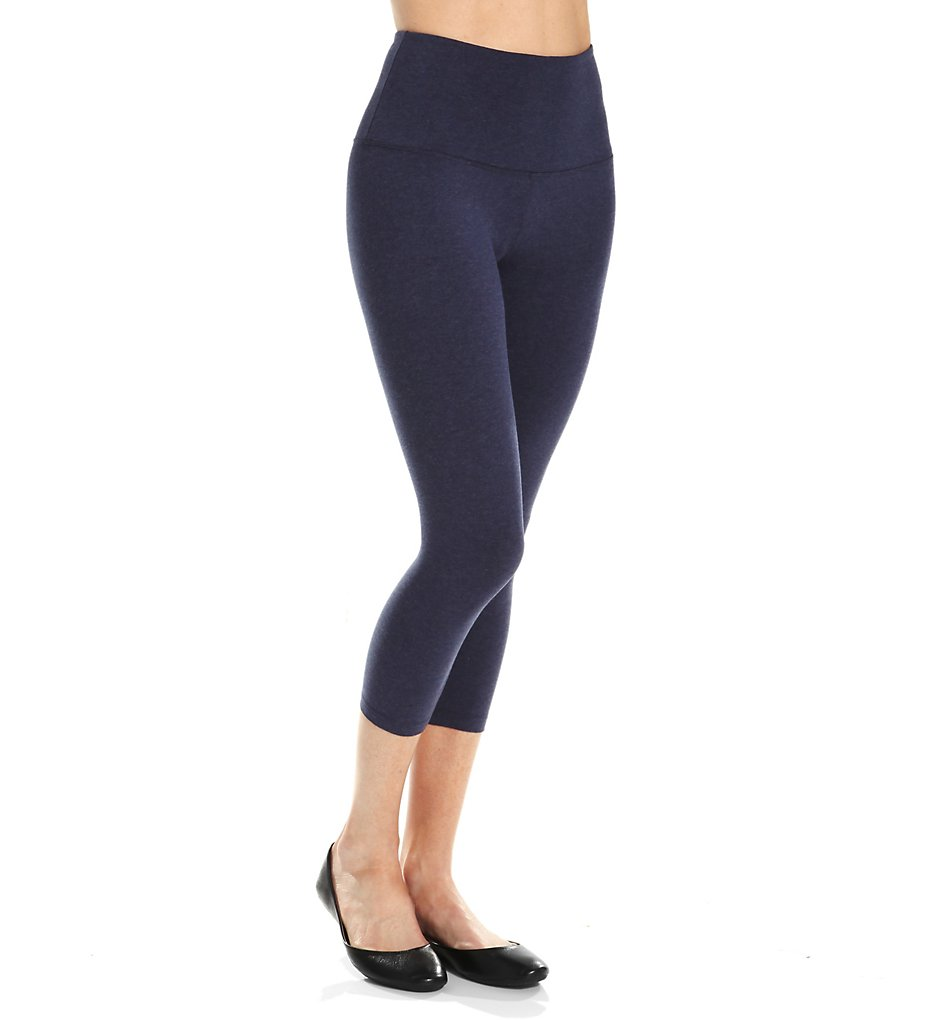 Lysse 1215 Shaping Capri Leggings (Eclipse Melange)