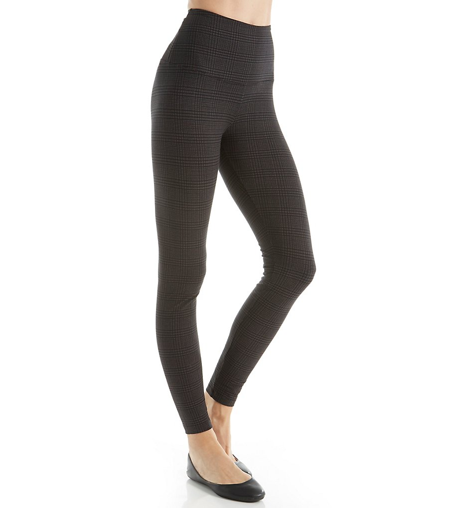 Lysse 1219 Tight Ankle Shaping Leggings (Pick Stitch Plaid)