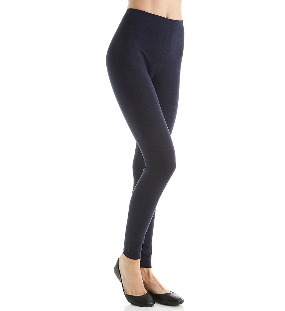 Lysse 1256 Light Ponte Leggings (Midnight Heather)