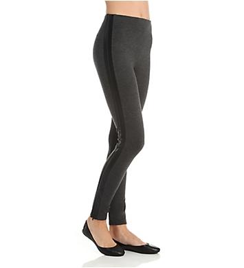 Lysse Leggings Alina Faux Leather Insert Legging