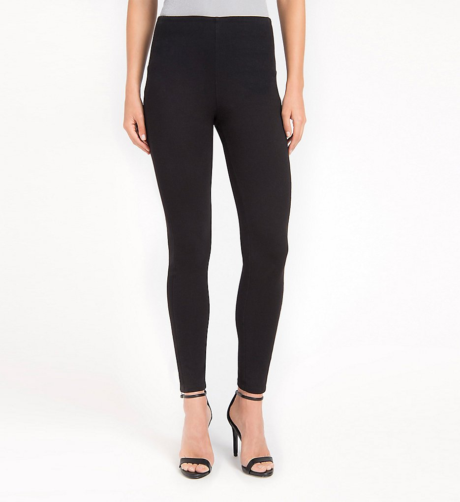 Lysse 1343 Noho Denim Zip Leggings (Black)