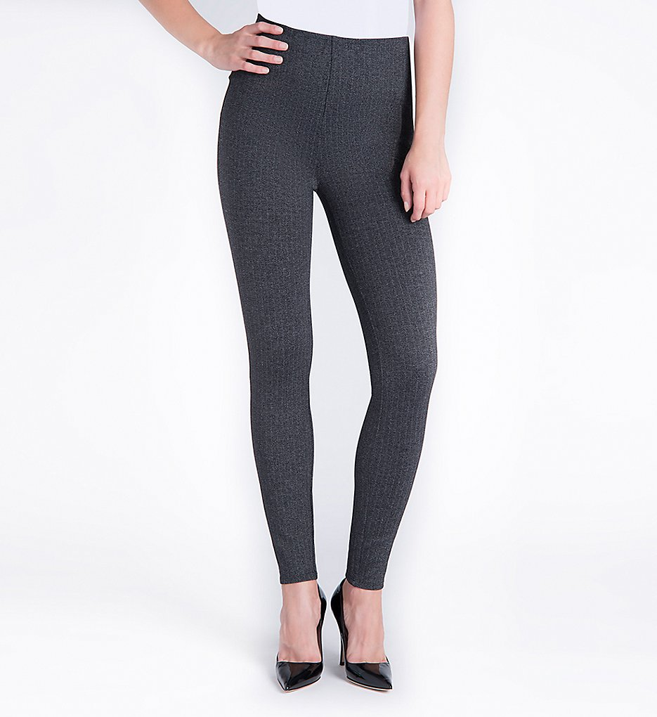 Lysse 1535 Logal Pinstripe Leggings (Chalk Stripe)
