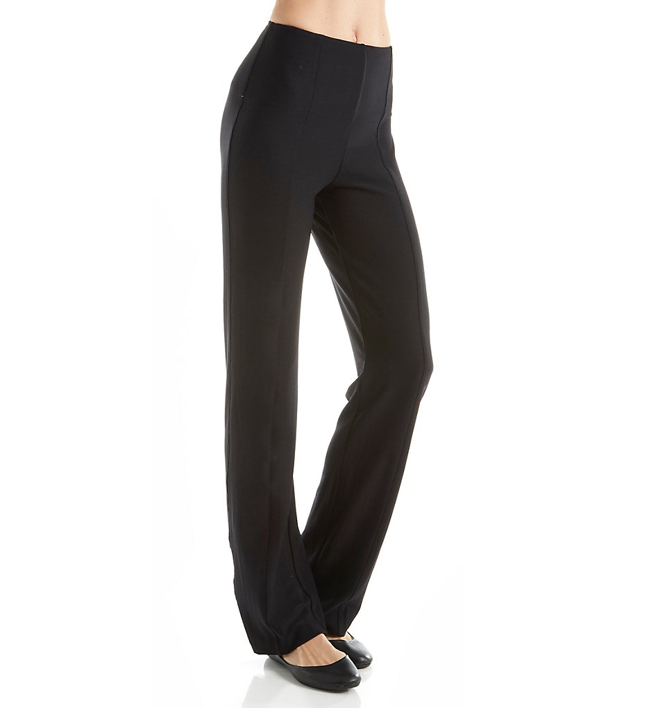 Lysse 1550 Madison Straight Leg Pants (Black)
