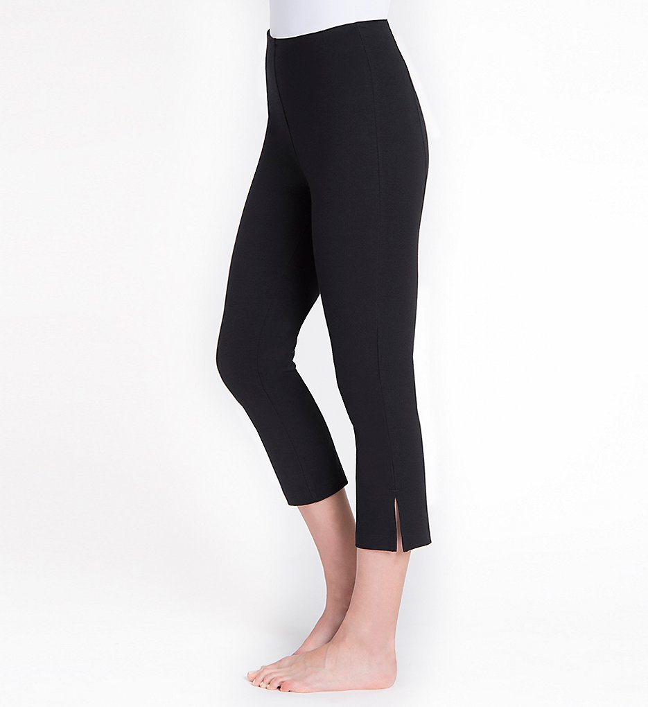 Lysse 1607 Arya Vent Crop Leggings (Black)