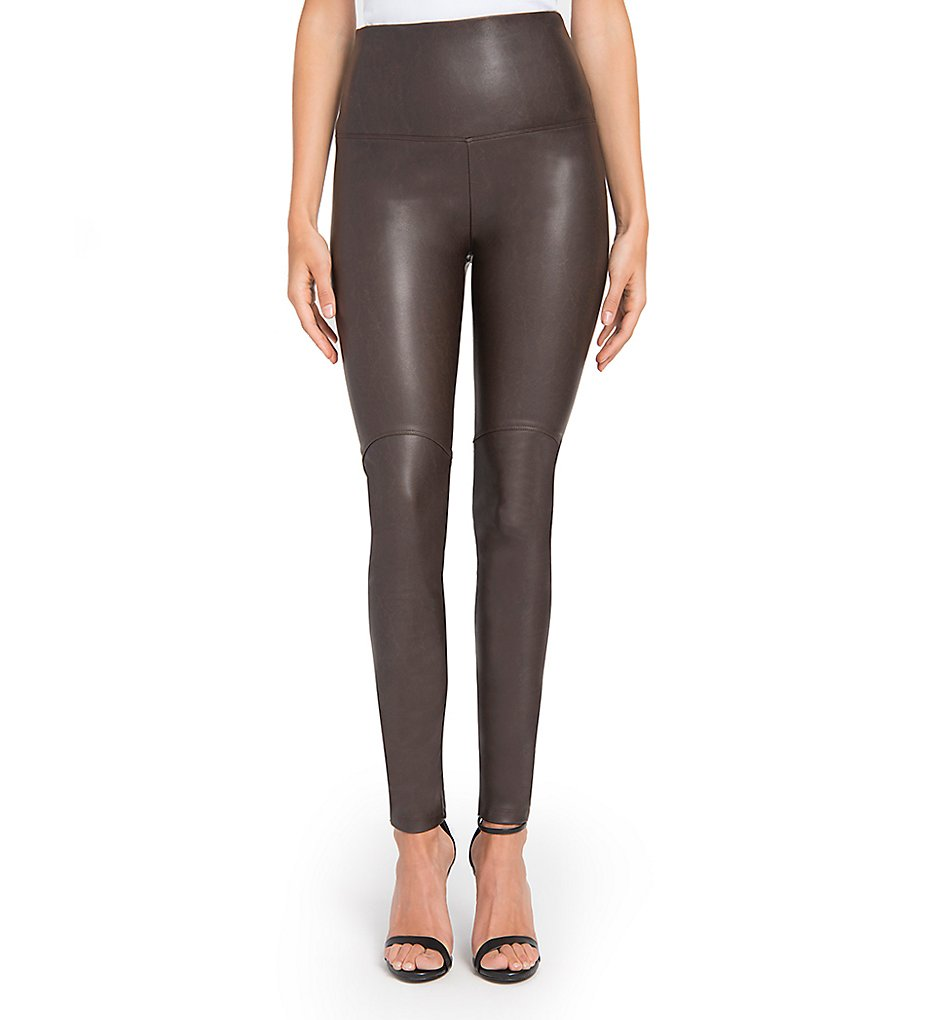 Lysse 4205L Vegan Leather Leggings (Espresso)