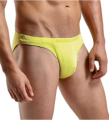 Magic Silk 100% Silk Knit Men's Bikini Brief