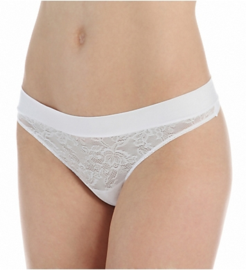 Maidenform Smooth Luxe Wide Waist Thong
