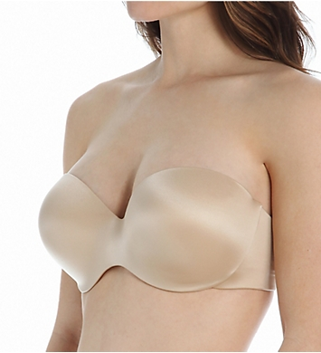 Maidenform Smooth Luxe Strapless Extra Coverage Bra