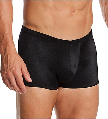 Male Power Satin Lo Rise Pouch Short