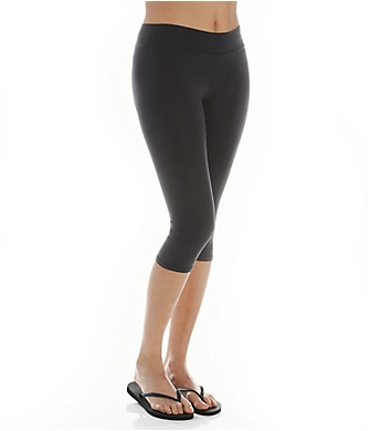 Michael Stars Stretch Jersey Cropped Leggings
