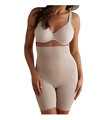 Miraclesuit Shape Away Back Magic Hi-Waist Thigh Slimmer
