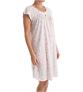 Miss Elaine Silkyknit Short Gown
