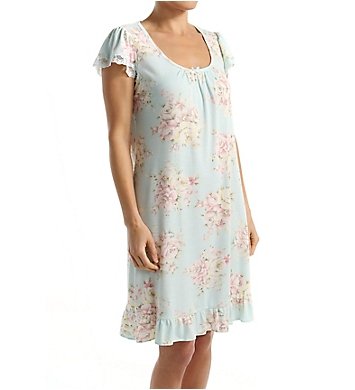 Miss Elaine Sofiknit Short Gown