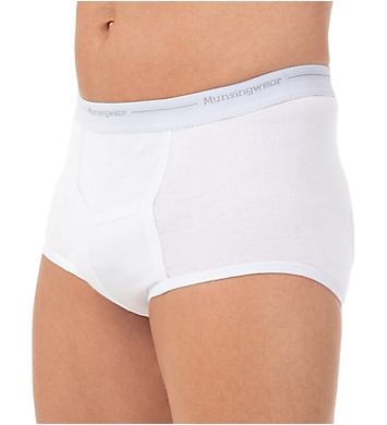 Munsingwear Comfort Pouch Cotton Full Rise Brief - 3 Pack
