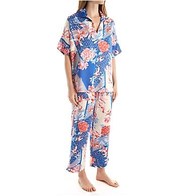 N by Natori Dreamscape Printed Pajama Set