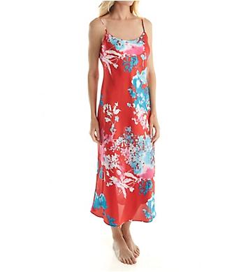 Natori Chianti Printed Gown