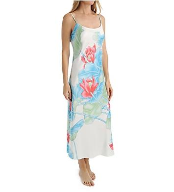 Natori Lian Printed Gown