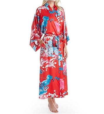Natori Chianti Printed Robe