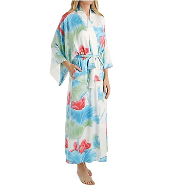 Natori Lian Printed Robe