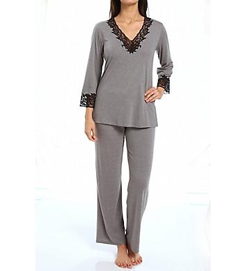 Natori Lhasa Longsleeve Pajama Set
