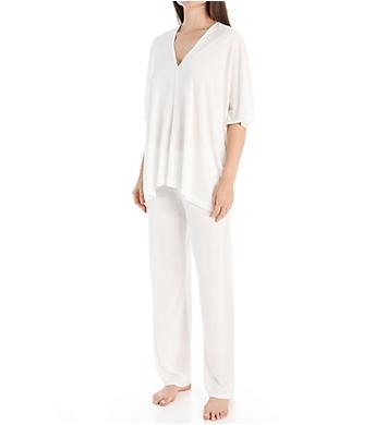 Natori Shangri-La Solid Tunic Pajama Set