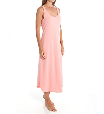 Natori Pima Paradise Cotton Tank Nightgown