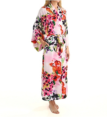 Natori Waterspring Printed Robe