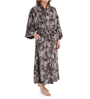 Natori Faux Fur All Over Fur Robe