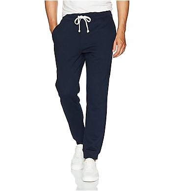 Nautica Knit Ribbed Cuff Lounge Pant