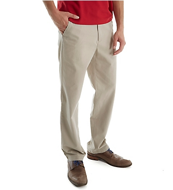 Nautica Deck Classic Flat Front 32 Inch Pant
