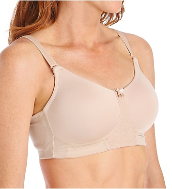 Nearly Me Molded Cup Mastectomy Bra With Convertible Straps